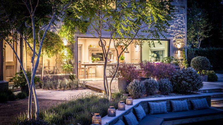 Claire Merriman Design - Garden Lighting - 01